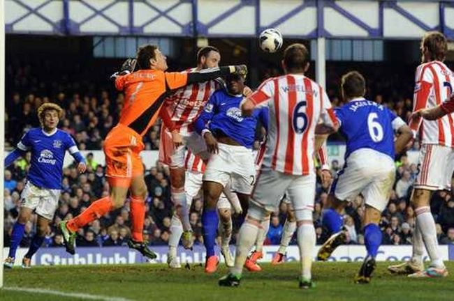 FINAL WHISTLE REPORT: Everton 1 Stoke 0
