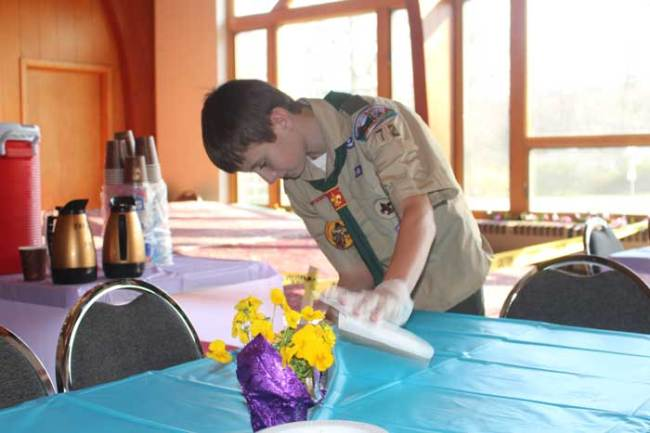 "Troop 72 is serving breakfast on Mother's Day; Come out and support ""Our"" Boy ..."