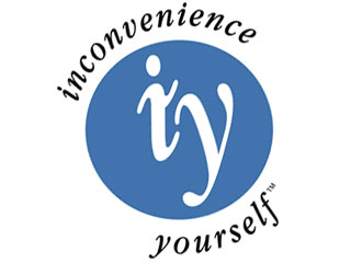 Celebrate National Inconvenience Yourself Day