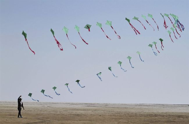 Kite Flying Day 2015: How to fly, where to buy and how to make kites