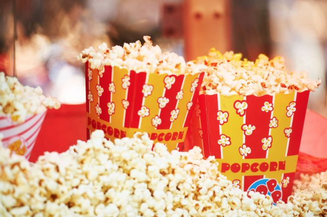 Happy National Popcorn Day! Meet the Jewish Man Who Brought Popcorn to Theaters