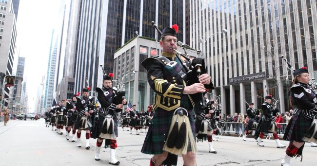 Date set for New York Tartan Day Parade 2016