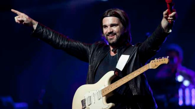 Juanes breaks out new song for World Humanitarian Day at United Nations