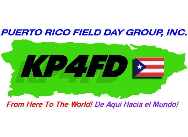 KP4FD on-the-air for World Amateur Radio Day 2015