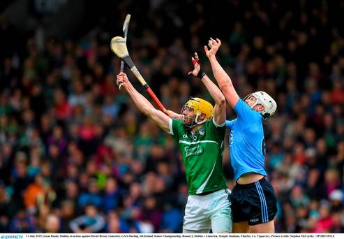 Paul Ryan inspires Dublin to come-from-behind victory over Limerick