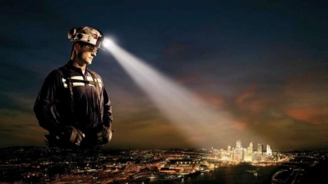 Industry Celebrates National Miners Day