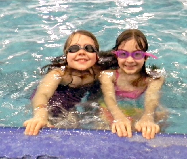 Hunterdon County YMCA provided 59 second-graders with free swim lessons