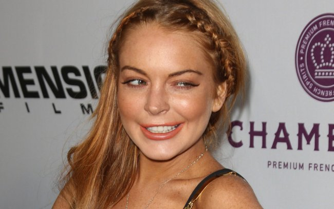 Lindsay Lohan Responds to Jennifer Lawrence Diss, Performs with Duran Duran ...