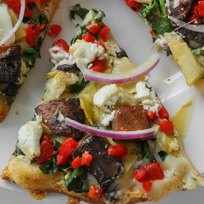 Hold the fish! It's National Pizza with the Works Except Anchovies Day