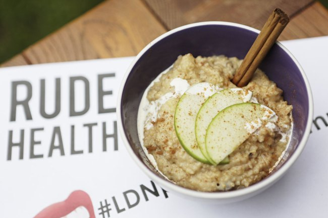 Oats amaze: Celebrate World Porridge Day at the London Porridge Championships