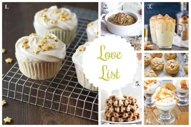 Love List 12/23/15: Eggnog Recipes
