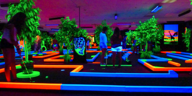 For National Miniature Golf Day, here are the top-rated mini golf spots in ...