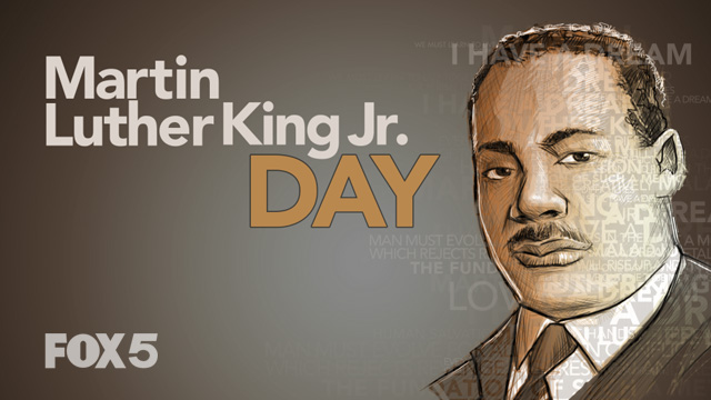 MLK Holiday Events Around Atlanta