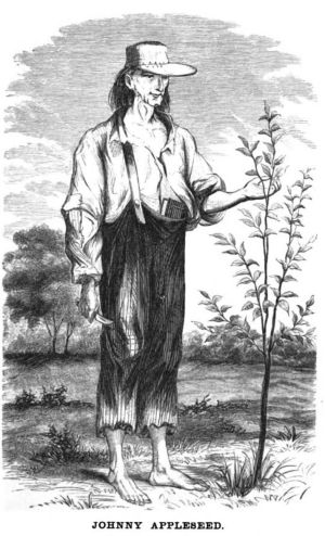 7 Facts on Johnny Appleseed