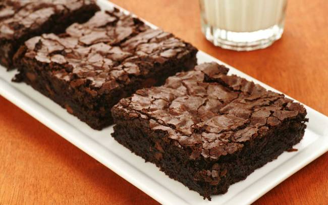 Happy National Brownie Day!