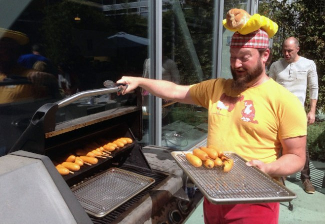 Three Ways To Celebrate National Corn Dog Day