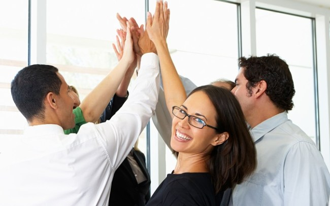 National High Five Day: 15 Types Of Fun High-Fives To Use