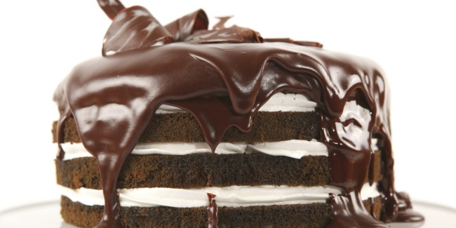 17 Reasons To Love Chocolate Cake