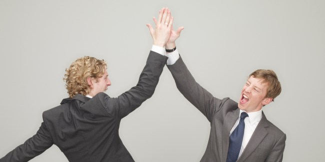 Rand, W, and National High-Five Day – The Weekly Round Up