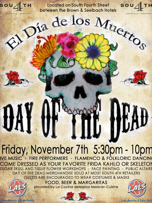 Day of the Dead is a celebration of life