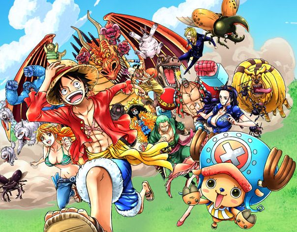One Piece: Unlimited World Red release dates announced for Europe, North America