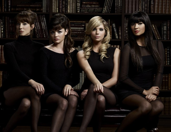Neal Justin's TV picks for Nov. 24: 'Pretty Little Liars,' 'The Pilgrims ...