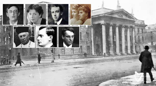 Poll: Pick your favourite 1916 Easter Rising poem