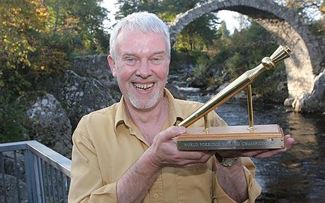 World porridge-making title restored to Scotland