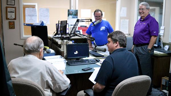 Rotary sponsors Radio Day