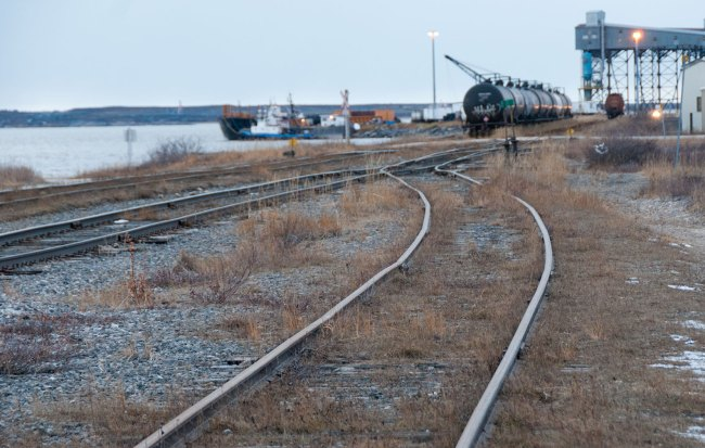 The Sprout: Port of Churchill's future uncertain