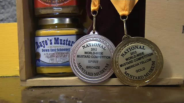 National Mustard Day Celebration in Eastport