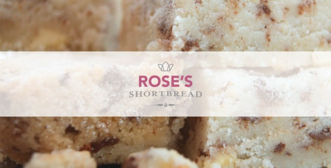 Celebrate National Shortbread Day with Rose's Shortbread