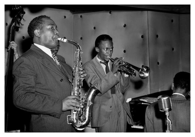 Saxophone Day 2015: Best saxophonists of all-time and their best known jazz ...