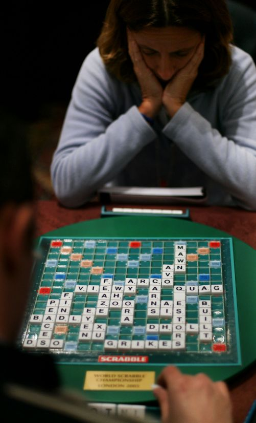 How many Scrabble games can be played in 24 hours? We're about to find out