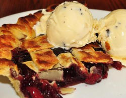 Cherry Pie in Broward/Palm Beach (Sunday is Cherry Pie Day)