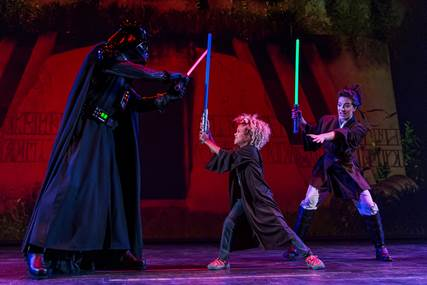 01/15/16 - Star Wars Day at Sea on Select Disney Fantasy Sailings