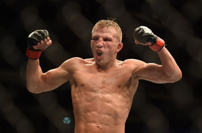UFC Fight Night results: TJ Dillashaw vs. Dominick Cruz