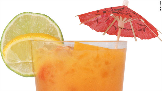 Breakfast buffet: National punch day
