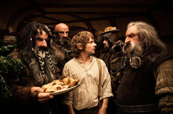 Celebrate Hobbit Day, question Star Wars hype with the CraveCast