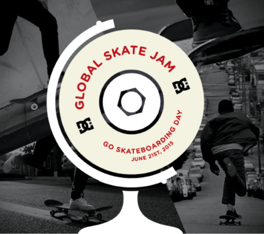 DC celebrates Go Skateboarding Day with global skate jam