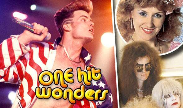 VIDEO: One-Hit Wonder Day – Watch our Top 13 (unlucky for them) chart-topping ...