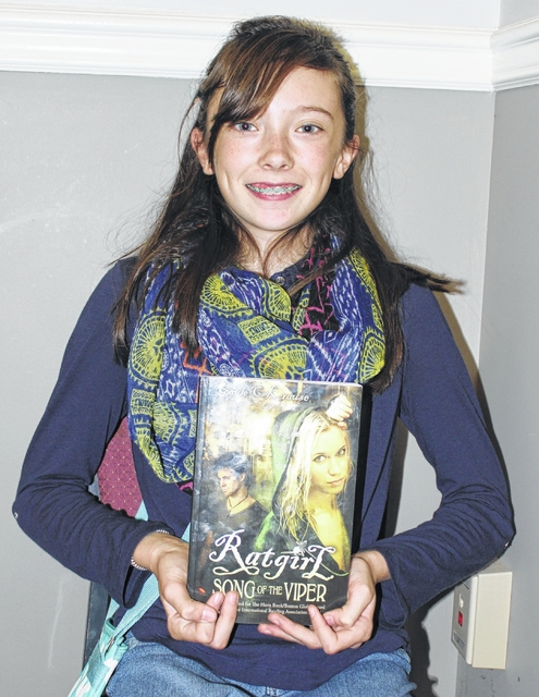 Young Authors Day held at Keystone College Nov. 4