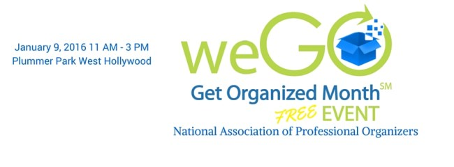 West Hollywood Joins NAPO-LA For Get Organized Event