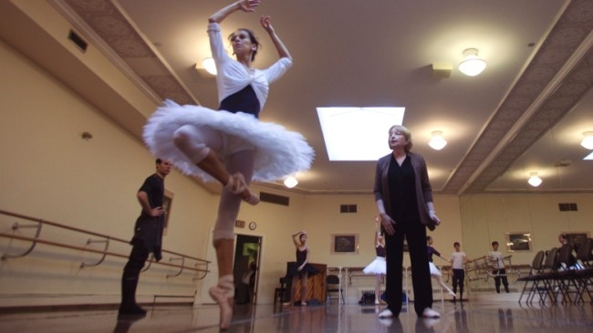 Learn ballet basics just in time for World Ballet Day