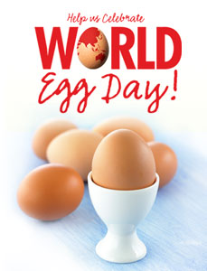 Something Rotten! Will Celebrate World Egg Day with Series of Events
