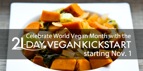 Celebrate World Vegan Month with the Physicians Committee's 21-Day Vegan ...