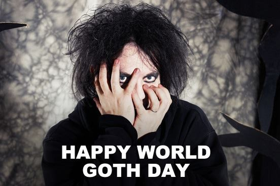 World Goth Day 2015: 14 things only former 90s goths will understand