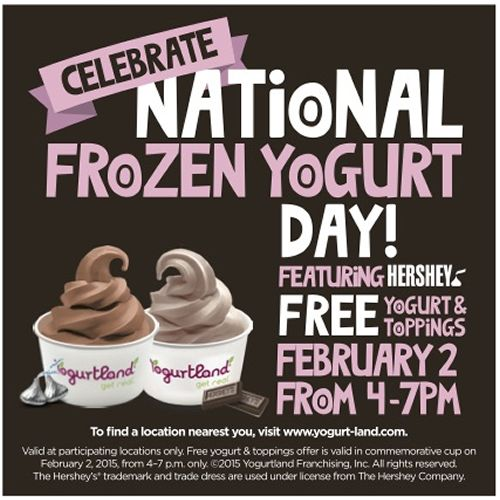 Menchie's Celebrates National Frozen Yogurt Day with Free Frozen Yogurt
