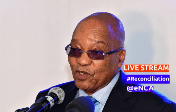 WATCH: Zuma leads Reconciliation Day celebrations