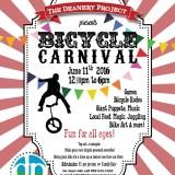 bike carnival 2016 poster colour